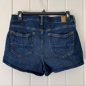 American Eagle Outfitters Shorts - American Eagle High Rise Stretch Jean Shorts